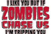 Zombie Love / by Lisa Seeger
