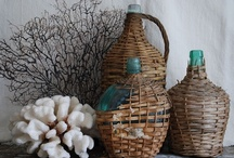 Beachy Accents  / Beach themed accessories for the home / by Kathy Lee
