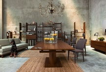 Lazzoni Dining Room / Great quality and sustainable dining furniture for the stylish and chic taste
