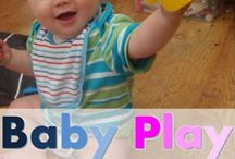 Baby playtime / Activities and games to play with babies / by Lenny Garza