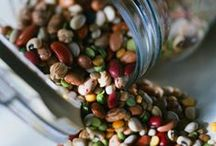 RECIPES: Beans, the musical fruit. / by Elizabeth Ford