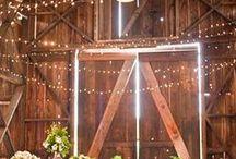 Fall Weddings / by Rebekah Herbst
