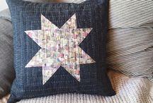 Crafty- Cushions / Cushion inspiration