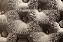 Shape & Texture / inspiration for shapes and textures in art, architecture and design