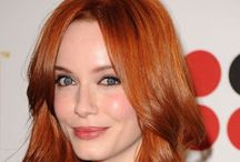 Trends - Red / Red hair color