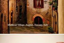 The wine room /Tuscany / by Cathy Blankenbaker