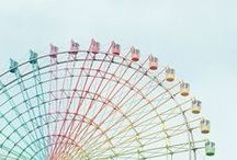 Noisewire Top 13: Ferris Wheels / The top 13 from our Noisewire + more: for fun, and for National Ferris Wheel day, Feb. 14th