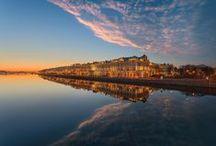 Saint Petersburg, Russia / My beautiful home city