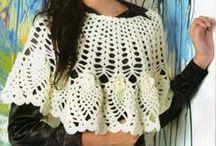Minhas peças na Revista Moda Crochê Acessórios e Cia /  Moda crochê nº 108  da Editora Liberato
