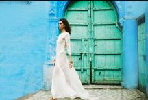 GLL EDITORIAL: BLUE CITY / Shot on location in the beautiful Jodhpur, India earlier this year. Photographer: Ali Mitton, Model: Bianca Booth, Art Direction: Megan Ziems, Dresses: Grace Loves Lace, Jewels: Samantha Wills. Go to our blog to see the story, BTS and the movie.   www.graceloveslace.com.au   xxx / by GRACE LOVES LACE