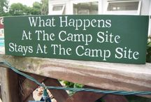 Camping trips / by Sandra Gaylord