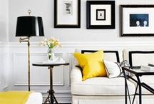 Get the look - Monochrome interiors / The forever-in-style monochrome palette has been in trend for decades, bringing sophistication and chic to any interior.