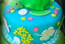 Under the sea Party / Ideas for Ines' first birthday party / by Lenny Garza