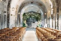 GLL CHURCH WEDDING / Styling tips and inspiration for gorgeous church weddings. / by GRACE LOVES LACE