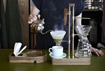 Coffee culture / Celebrating cafes and coffee culture worldwide / by Adrian