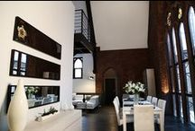 LAZZONI transformes Church Conversion in Fort Greene / Our talented LAZZONI team have been busy transforming the brand new Church Conversion development by WIRE International Realty in the up and coming area of Fort Greene, Brooklyn.
