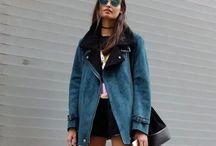 - C O A T S - / Fall fashion..