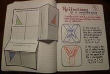 Matika - zobrazení // School - Symmetry