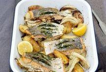 Jídlo - ryby // Food - fish