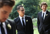 Grooms / style inspiration from real grooms
