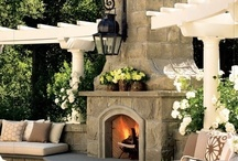 Outdoor Spaces / by Tiffany D