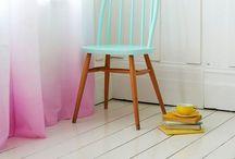 Home sweet home / Interieur idee interior ideas decoratie aankleding huis kleur  collourfull colour home decoration