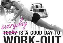 Exercise & Motivation / by Fiona Jasper