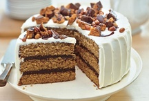 Cakes / Lovely ideas for beautiful and delicious cakes! / by Susan R.