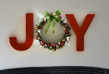 ◘~Deck The Halls~◘ / Christmas lights, projects, decorates, and other cute ideas. / by Mickey