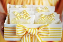 On The SUNNY Side / ~shades of YELLOW~ / by Laura Heidorn