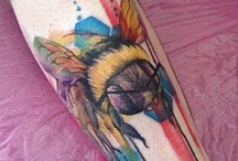 Tattoos I'm Fond Of / by Nate Werber