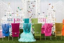 ~ Wedding Chairs ~ / Gorgeous chairs for your wedding at Caterhire