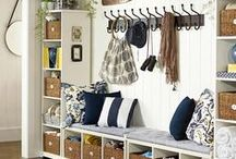 Laundry/Mudroom / by Matthew Peake