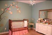 Nursery, Bedroom and Playroom Ideas