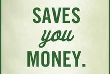 Energy Efficiency  / Energy savings for your home!