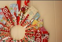 Gift Card Trees and Gift Card Wreaths / Fun ideas for making gift card trees and gift card wreaths. / by Gift Card Girlfriend at GiftCards.com