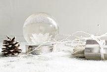 Jars of Wonder.... / Snow globes / by Amanda Robinson