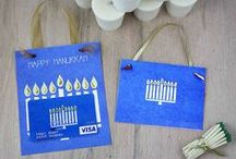 Hanukkah Gift Ideas / Gift card ideas for Hanukkah (Chanuka) celebrations and more. / by Gift Card Girlfriend at GiftCards.com