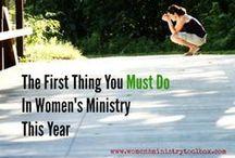 Ladies Ministry / by Bryanna Unruh