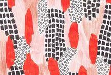 Patterns & Prints / by Kat Fitzakerly
