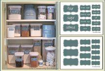 household organizing