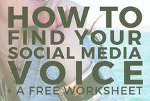 Sociale Medier / Lidt hid og did om sociale medier. Nyhedsbrev om sociale medier og content - med fokus på hvordan du kan lære at gøre det selv.