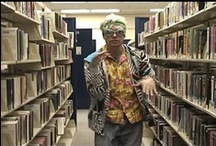 Library Related Videos / Video clips promoting library usage and fun library-related clips.