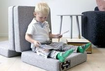 byKlipKLap / by KlipKlap is a danish company designing and manufacturing high-end children furniture with multiple purposes.