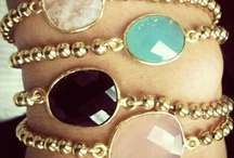 Gems / Accessories of all sorts / by Rosie Webster