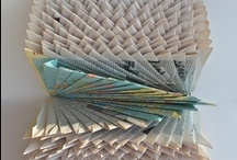 Book Art / Amazing things some people create using books