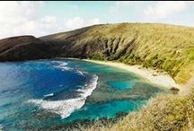 My favorite places / Italy..Greece..Hawaii..Bahamas..