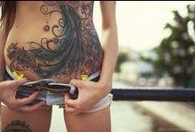 Tattoo / Ink.