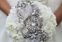 Wedding Flowers / bouquets, boutineers, corsage, flowers, colors, themes, table center pieces, arches, alter