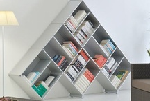 Bookcases / Bookcases and bookshelves